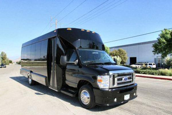 20 passenger party bus Tuscaloosa