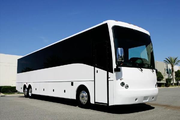 50 passenger charter bus rental Tuscaloosa