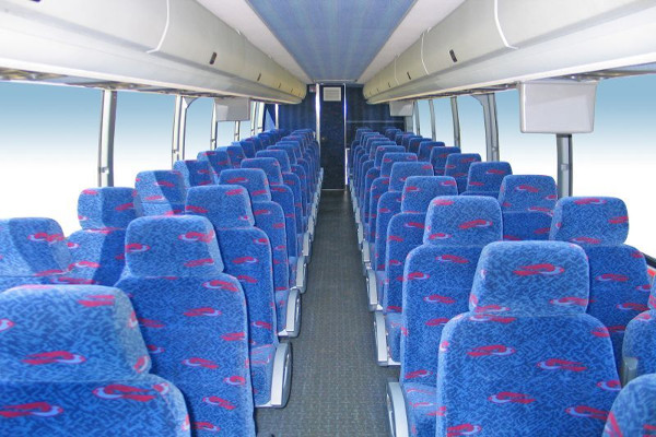 50 person charter bus rental Tuscaloosa